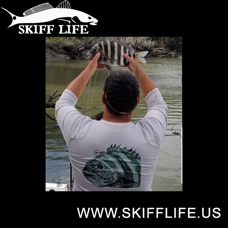 Playing Match the Skiff Life Shirt