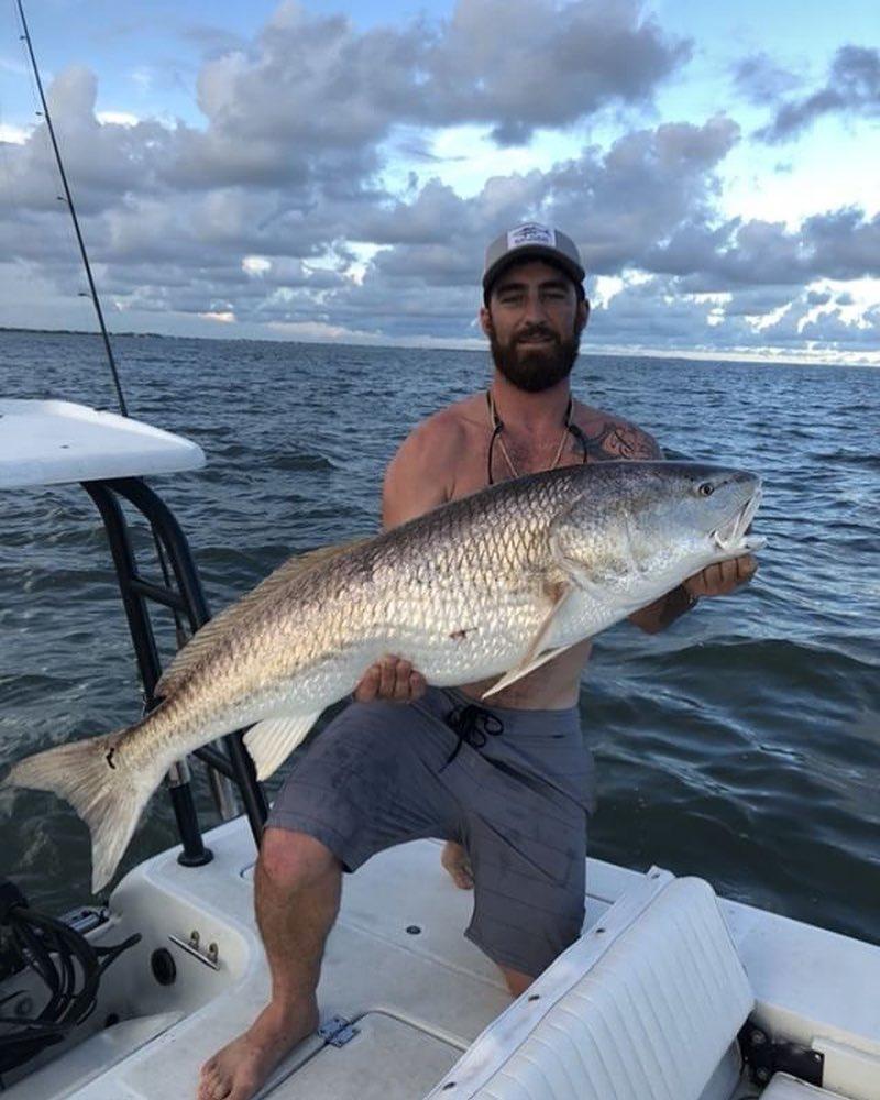 @capt._beans monster redfish