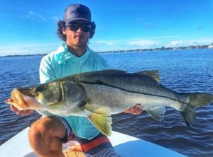 @onemorebite72 got a big snook! DM / tag us in your pics! Don't forget to use  o…