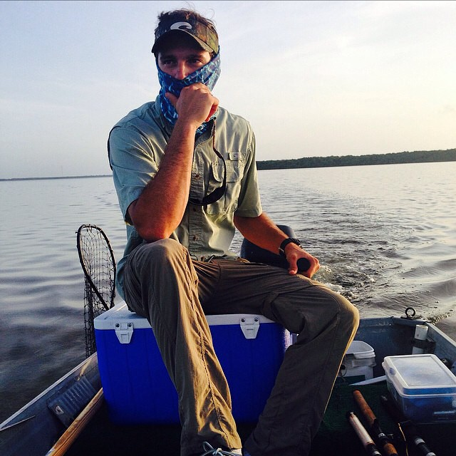 Great shot from @captaintaylorr ! DM us your fishing pics!                ...