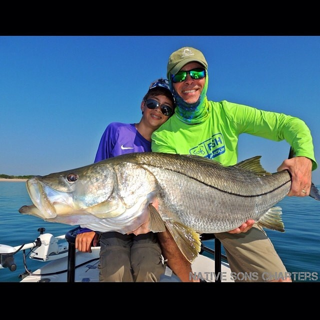 Monster caught by @captpeterdeeks !