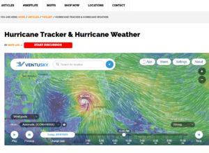 Hurricane Tracker & Hurricane Weather