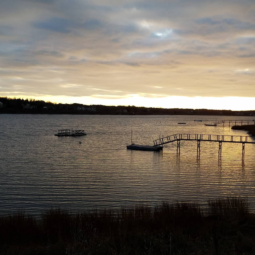 Oyster Pond.