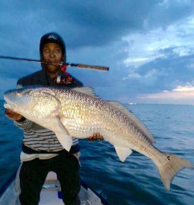 Massive Bull Redfish WOW
