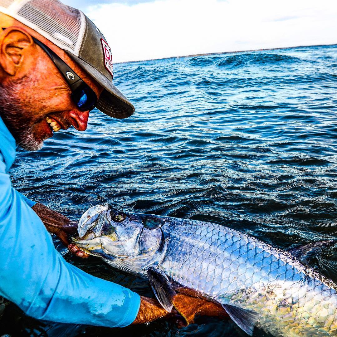 Megalops Atlanticus or commonly known as Tarpon....
