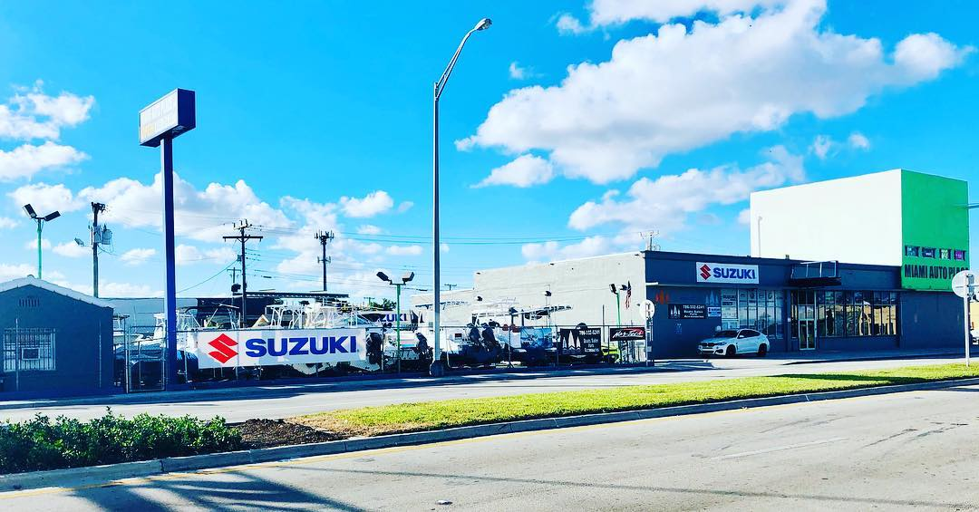 Come to visit us and see why we are the  Suzuki dealer in Miami!!!! We are your