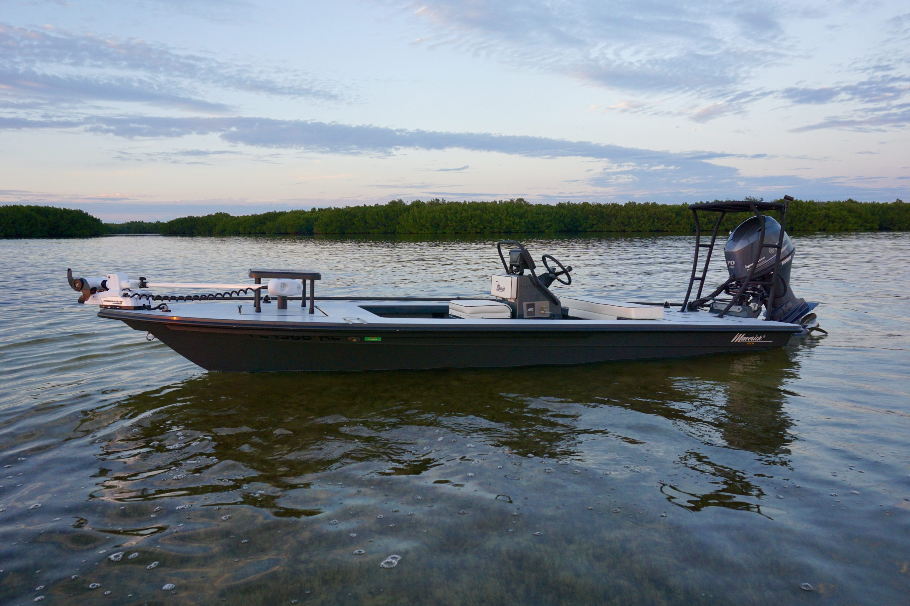 Maverick HPX-S The Skiff Holy Grail?