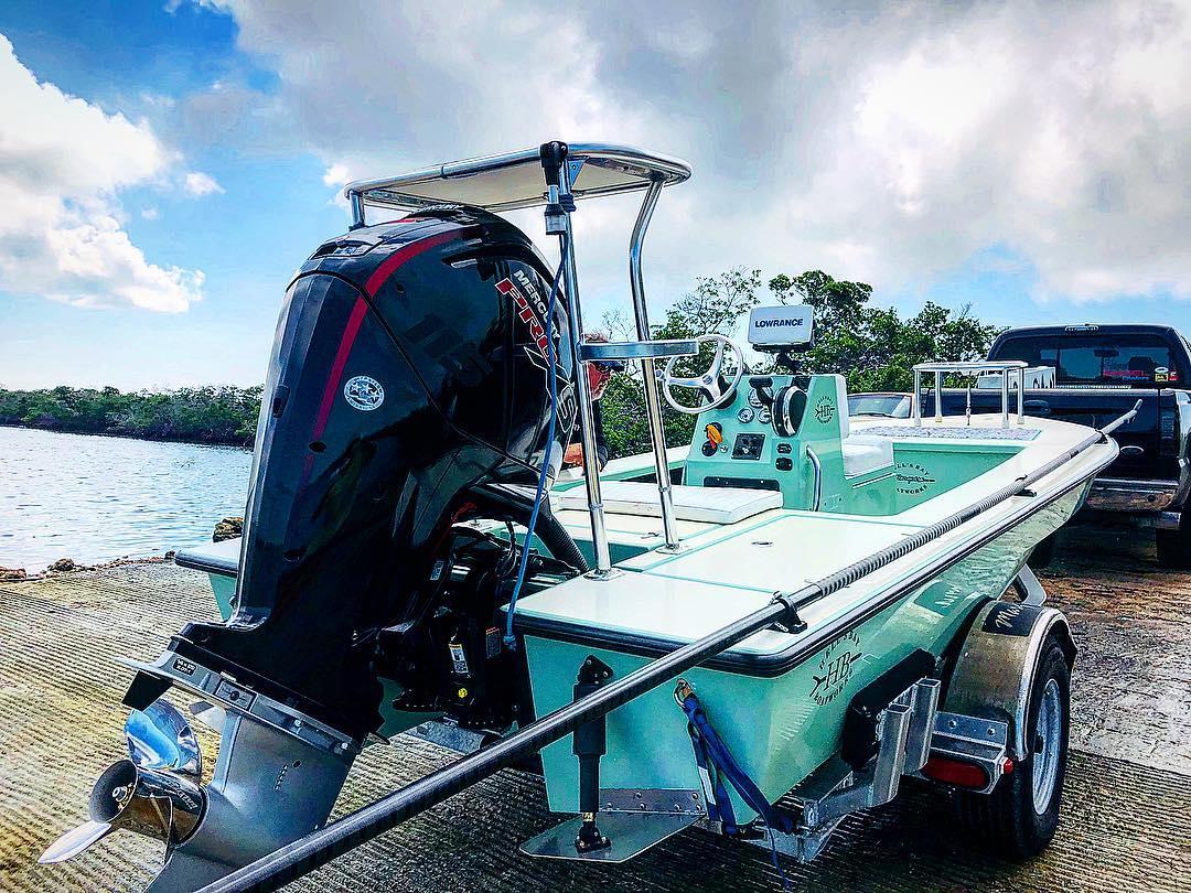Fish Fear Hell's Bay Skiffs