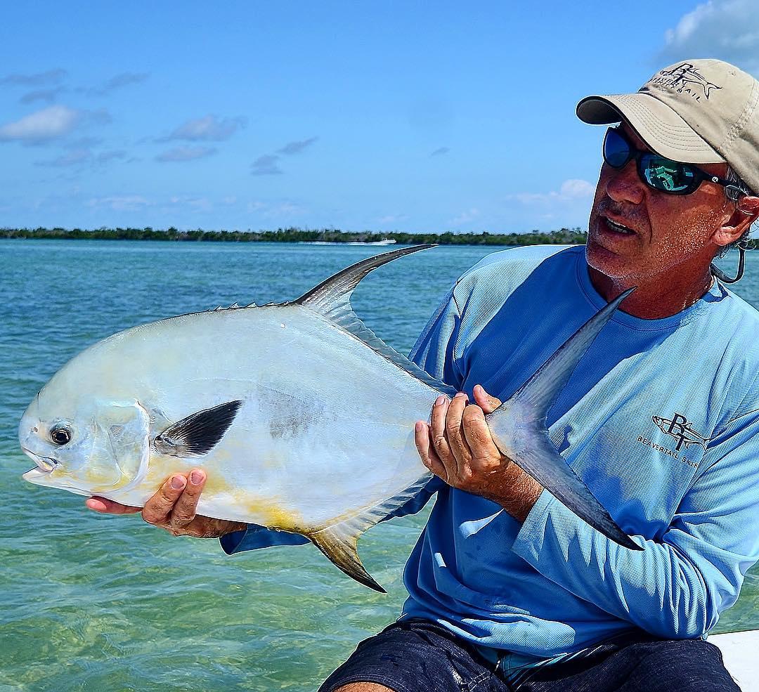 Gorgeous Key West permit.