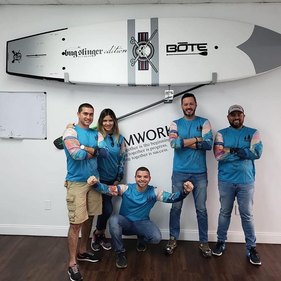 The dream team! Haha! Repost from    Happy SATURDAY!!!!! teamwork makes the drea
