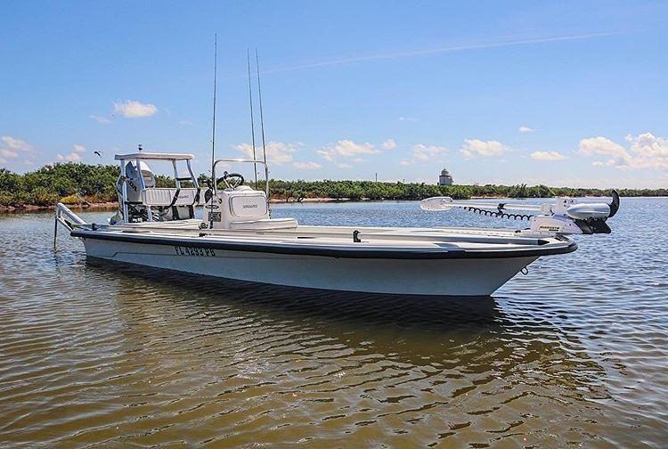 @captainfredcarter2 has plenty of room for fishing charters