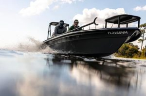 @theseahuntertv great shot of the Maverick on the move!