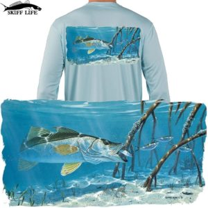 Do you Snook Mangroves or Snook Jetty?  New EXCLUSIVE design