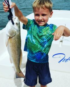 Mason went beast mode on his first slot red!