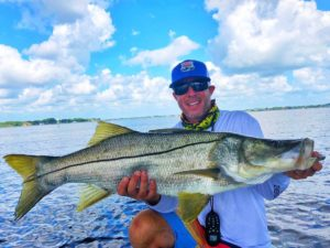 Never get tired of the aggressiveness of these snook!