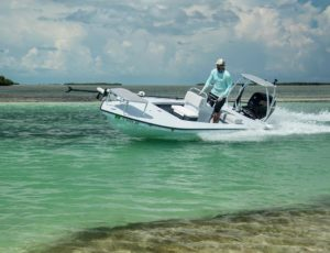 Tailing Water Expeditions new East Cape Skiffs