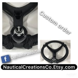 Thanks to  for this blacked out edition order 13.5 Gemlux Wheel with the help of