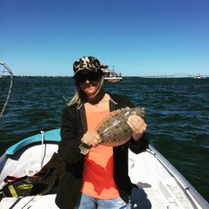 Flounder patrol!