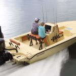 Flats or Bay Boat? Bonefish Hill Tide does both.
