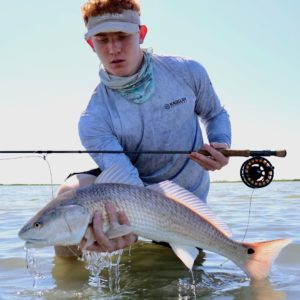Texas Redfish can't be beat!