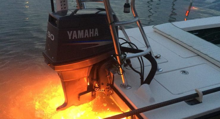 She's on fire.. Sport Series Multicolor on a Maverick HPX.  Photo: Captai