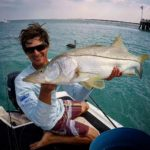 Slob on! Definitely one of my most memorable Snook to date (caught without a rod