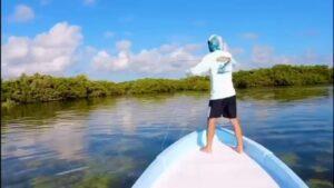 Permit  Fin Chasers Isla Blanca Mx.